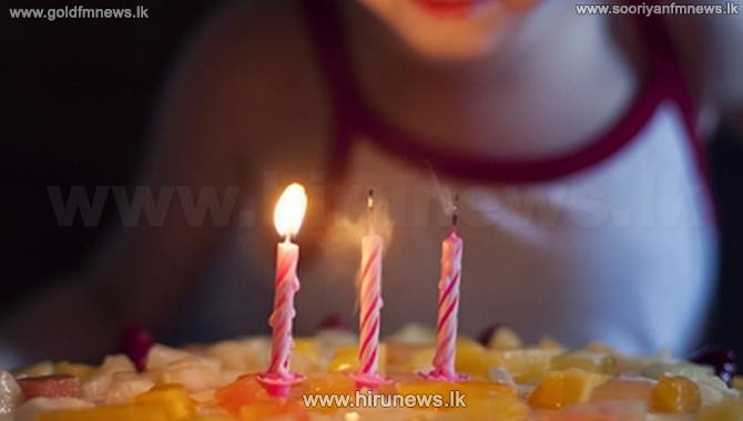 Birthday Celebration or child cruelty (Video)