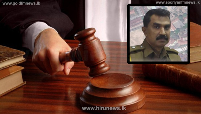 SP Anuruddha Sampayo remanded until tomorrow