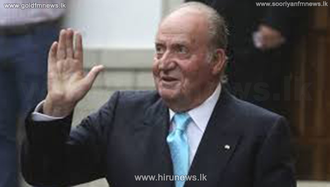 Spain's ex-King Juan Carlos leaves country