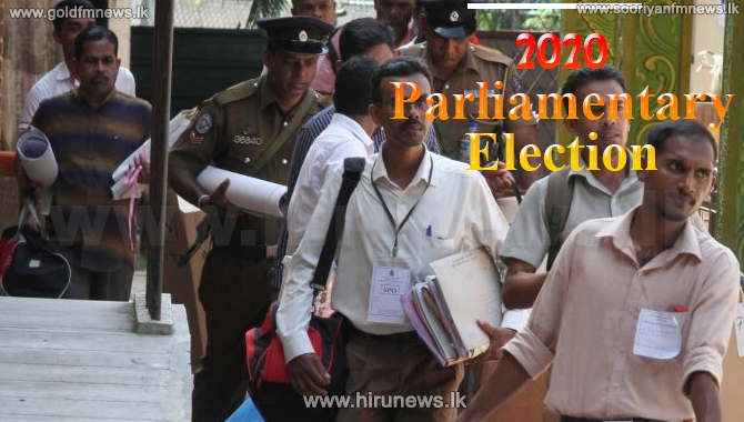 Colombo's vote counting begins
