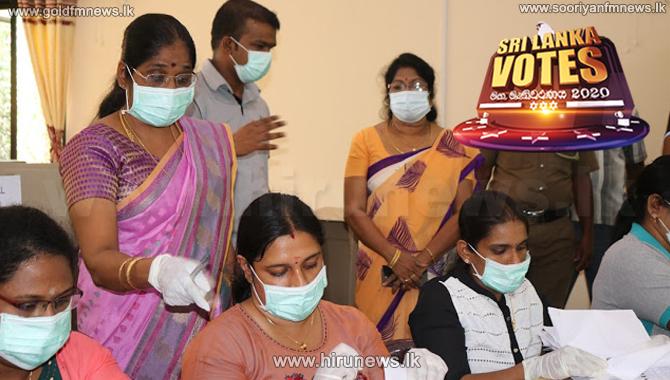 யாழ்ப்பாணம் மாவட்டத்தில் மற்றும் ஓர் தேர்தல் முடிவு