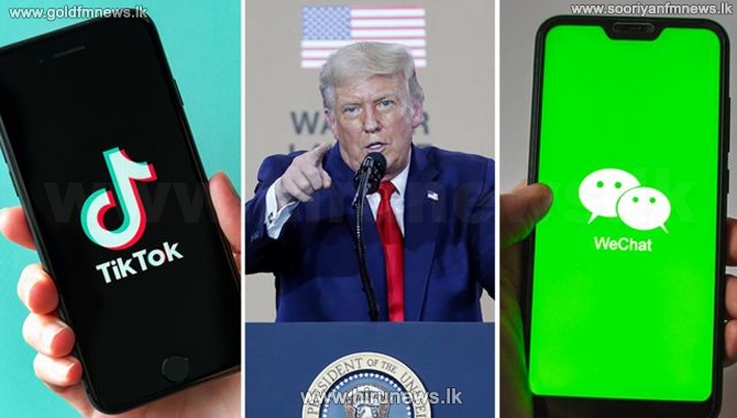 TikTok threatens legal action against Trump US ban