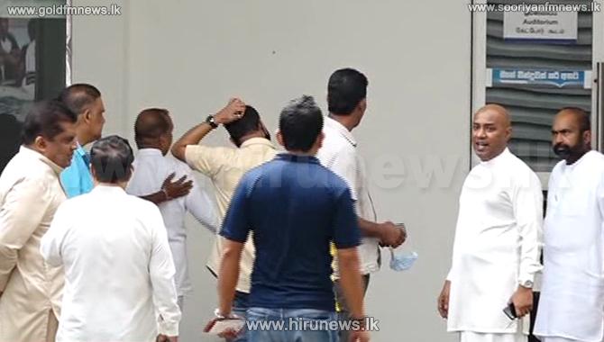 தேர்தலில் வெற்றி பெற்ற சுதந்திரக் கட்சி உறுப்பினர்களிடையே விசேட கலந்துரையாடல்