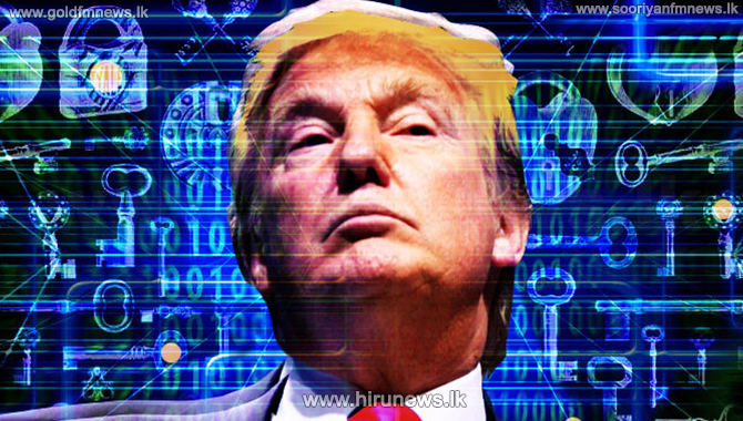 A revelation about a Chinese cyber attack against Trump