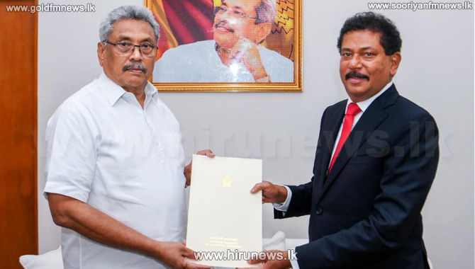 Gamini Senarath re-appointed as Prime Minister's Secretary