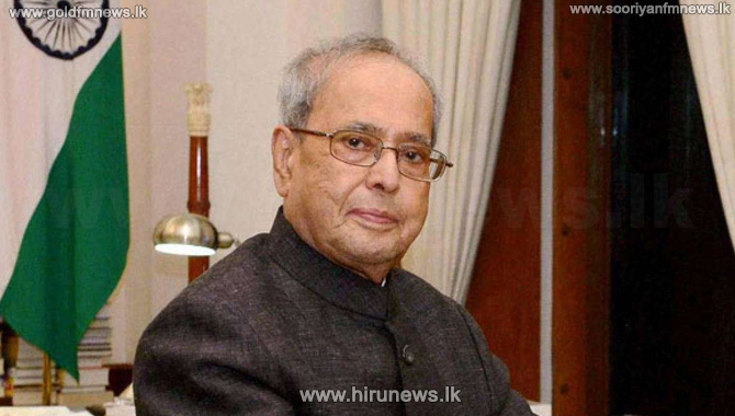 Pranab Mukherjee test positive for Coronavirus
