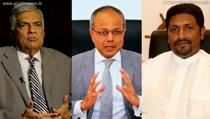 Ranil, Sagala, Ruwan asked to appear before Easter Sunday police unit