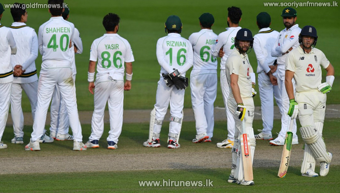 The second Test between England and Pakistan starts today at 3.30pm