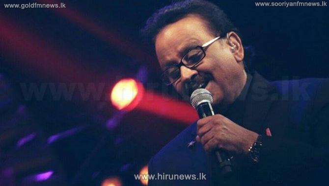 Playback singer SP Balasubrahmanyam in critical condition