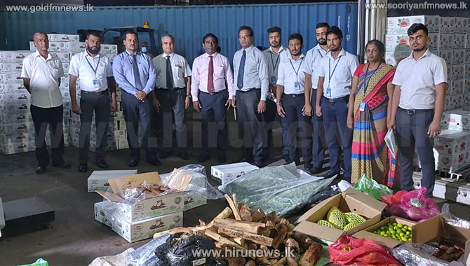 Drugs seized with 61 suspects; Wallapatta, sandalwood smuggling foiled (video)