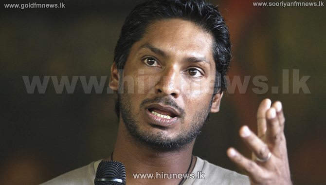 SriLanka+Cricket+responsible+for+hosting+matches+-+Sanga