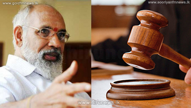Case+against+Vigneswaran+in+the+appeal+court+settled