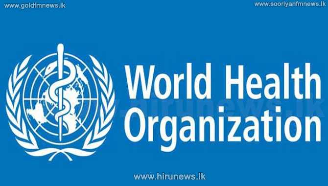 Warning from the World Health Organization - Coronavirus deaths will increase in Oct and Nov