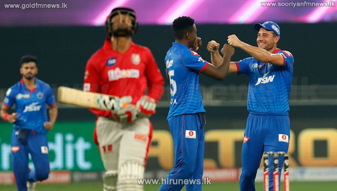 Delhi win the match against Kings XI in the super over (Photos)