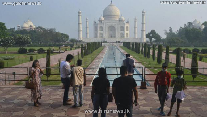 Taj Mahal open after six months