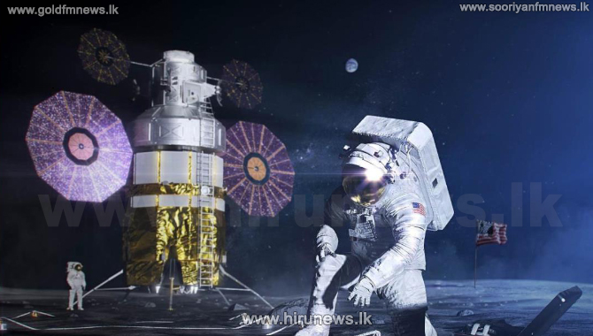 NASA to send an astronaut spacecraft to the moon in 2024