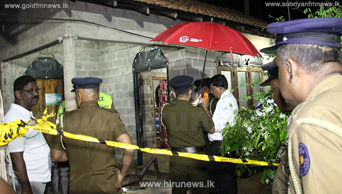 Fire: Woman killed in a fire in Thoduwawa