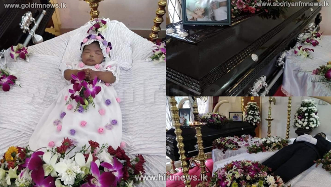 The funeral of the young family in Buwelikada (Video)