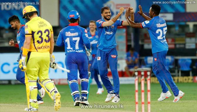 Delhi Capitals beat CSK by 44 runs