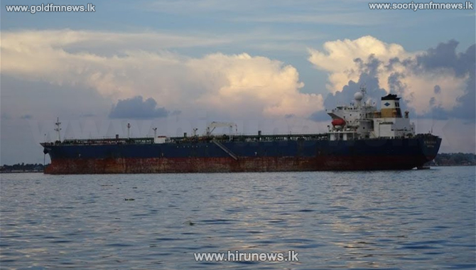 17 crew of oil tanker at Trinco Port have Covid-19