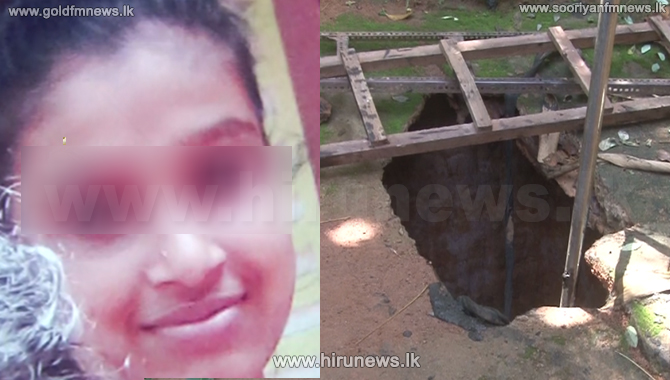 14 year old girls dies after falling into a toilet pit