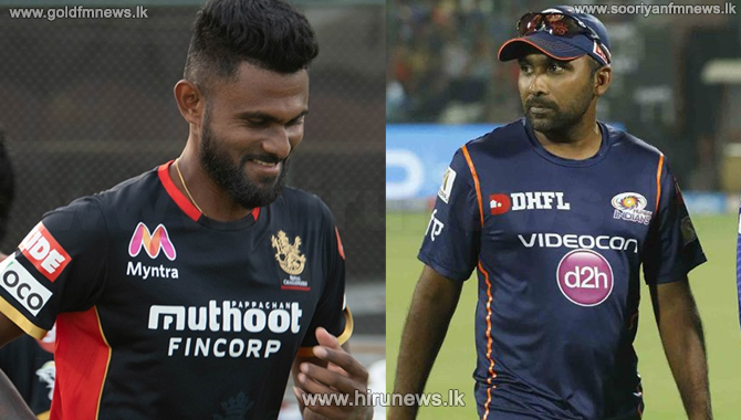 IPL Match 10 : Mumbai vs RCB - Will Isuru Udana spoil Mahela's strategy and take RCB home