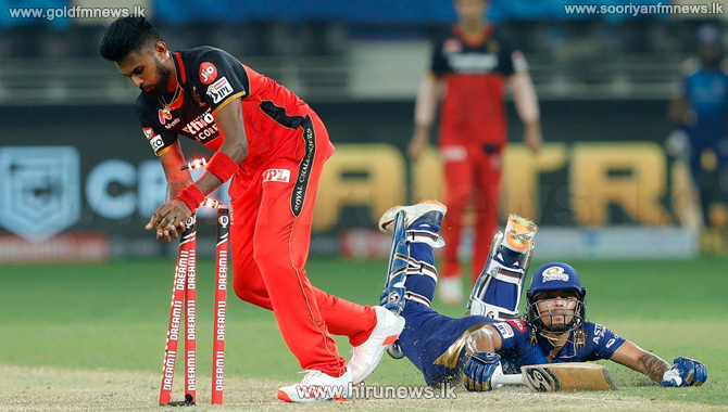 IPL Match 10 : Mumbai vs RCB - Isuru Udana spoil Mahela's party and take RCB home