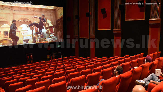 கொரோனாவுக்கு பின்னர் திரையரங்கில் வெளியாகவுள்ள முதலாவது தமிழ் திரைப்படம்