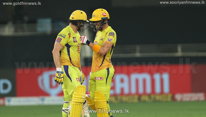 Chennai win after three consecutive losses