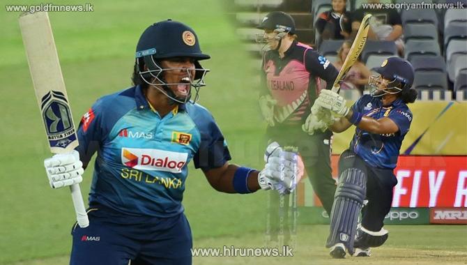 Chamari Atapattu and Shashikala Siriwardena leave for women's IPL T20 in Dubai