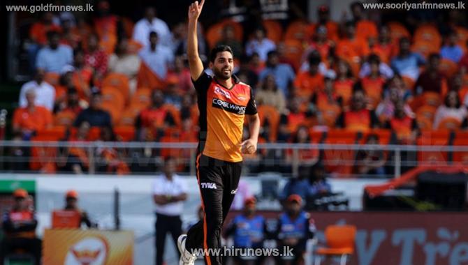 Bhuvneshwar Kumar to miss IPL remainder due to injury