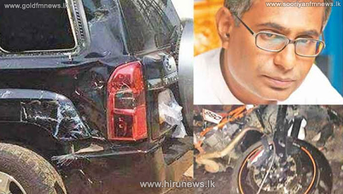 Patali indicted over Rajagiriya accident & released on bail