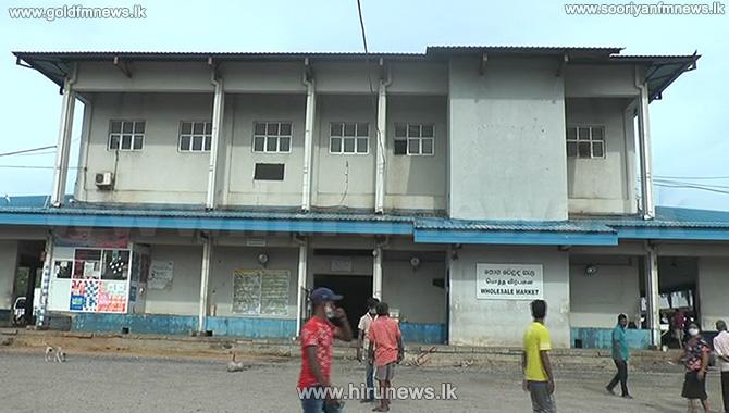 Covid-19 closes Peliyagoda fish market