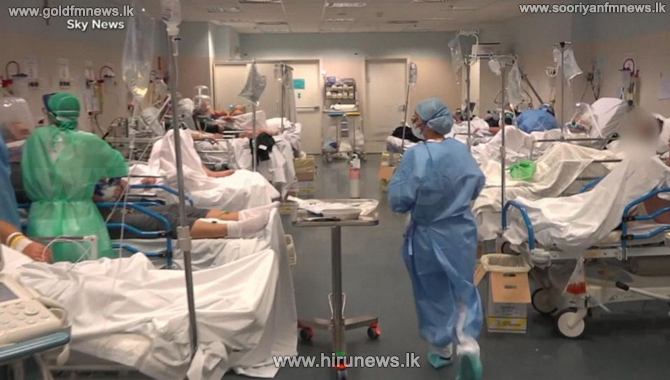 COVID patients worldwide exceeds 41 million over 1.1 million dead