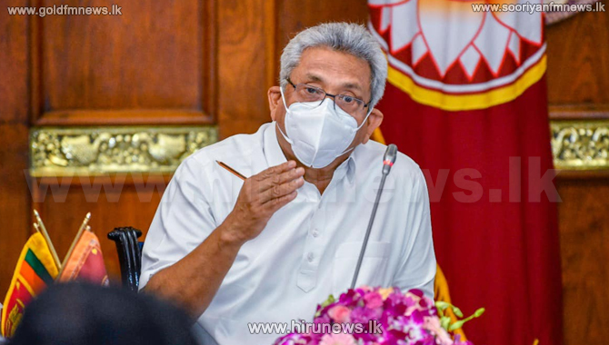 Meeting held between President & Party Leaders - Dual citizenship issue to be settled