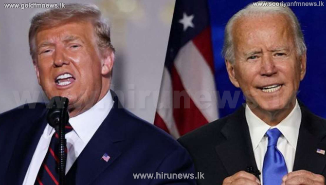 Trump - Biden final debate on today