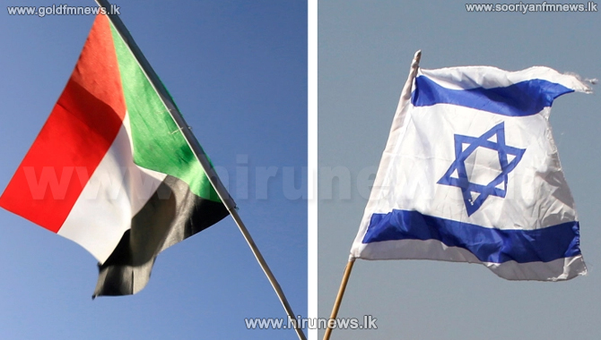 Sudan-Israel relations agreed