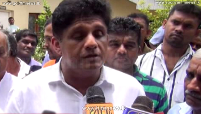 Sajith says SJB MPs who supported 20th amendment deceived him & party