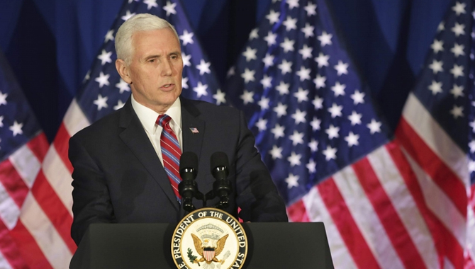 US vice president's chief-of-staff tests positive for Covid-19