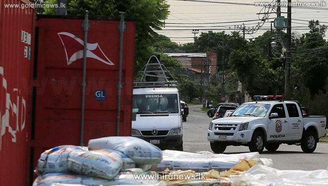 Seven bodies found in fertilizer shipment from Serbia to Paraguay