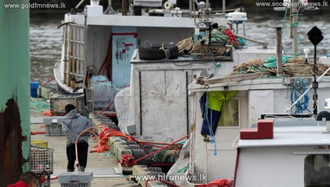 Directives issued to  contact relevant Fisheries Harbor Manager if fish stock cannot be sold