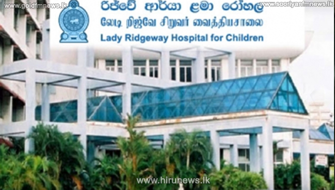 Seven children & three mothers from Lady Ridgeway Hospital test positive to COVID