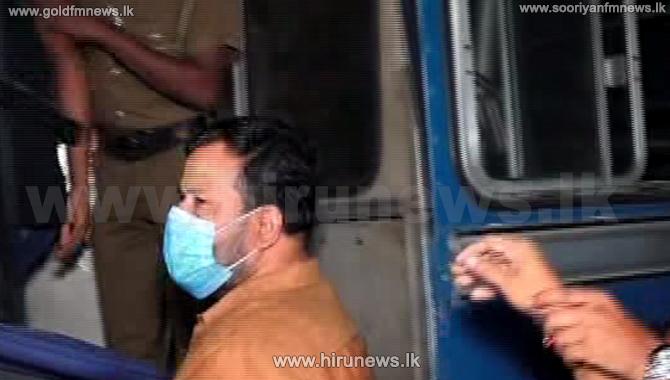 Rishad Bathiutheen further remanded till 10 Nov