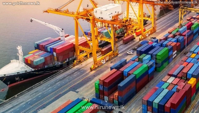 First ship carrying containers reach Eastern Terminal of the Colombo Port