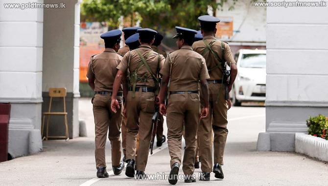 காவற்துறை அதிகாரிகள் 19 பேருக்கு கொரோனா வைரஸ் தொற்று