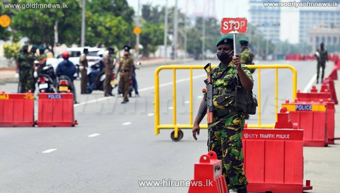 Quarantine curfew in Panadura North and Panadura South police areas