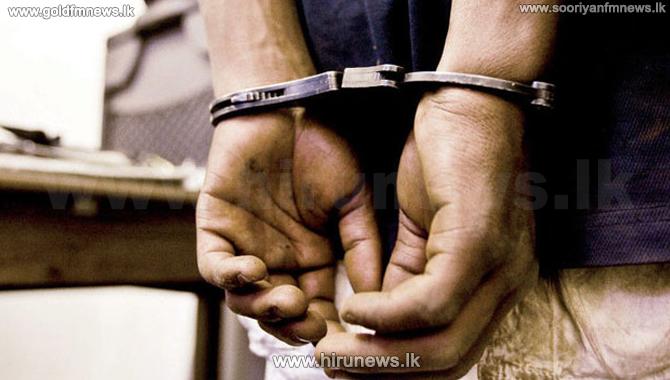 118+arrested+in+Western+Province+for+drug+offences