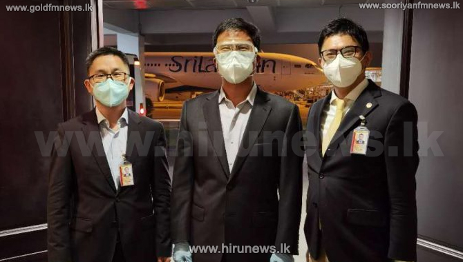 New Chinese Ambassador in Colombo enters self-quarantine