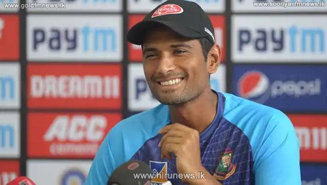பங்களாதேஷ் T20 அணியின் தலைவர் மஹமதுல்லாவுக்கு கொரோனா
