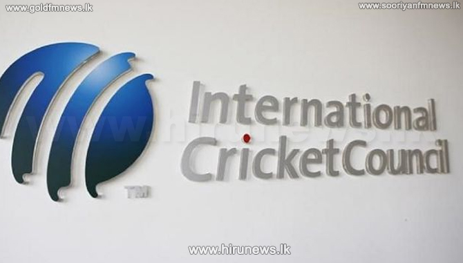 ICC+introduces+minimum+age+policy+to+play+international+cricket